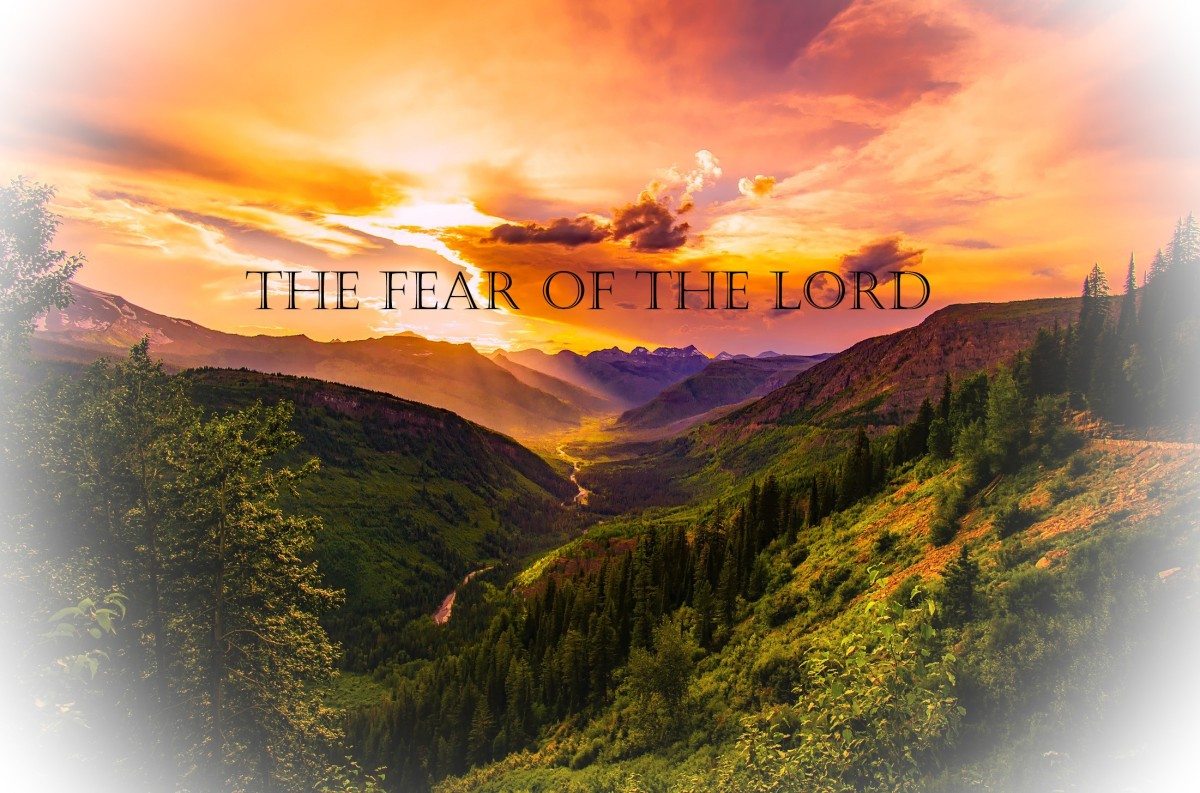 The Fear of The Lord (Reverence)
